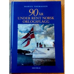 90 år under rent norsk orlogsflagg