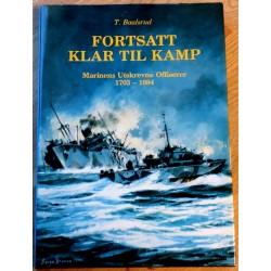 Fortsatt klar til kamp - Marinens utskrevne offiserer 1703-1984