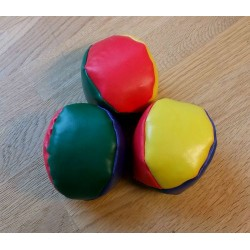 3 sjongleringsballer