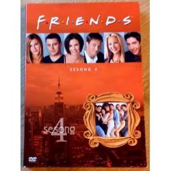Friends: Sesong 4 (DVD)
