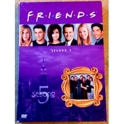 Friends: Sesong 5 (DVD)