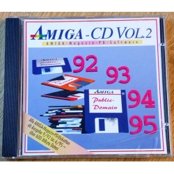 Amiga CD Vol. 2 - All Amiga Magazin PD disks from 92 to 95 (CD)