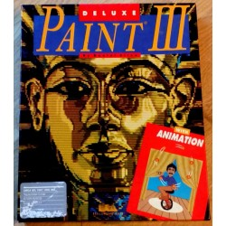 Deluxe Paint III (Electronic Arts)