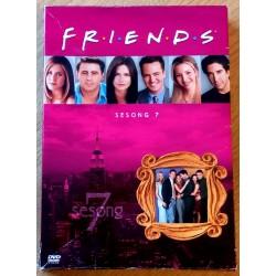 Friends: Sesong 7 (DVD)