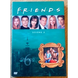 Friends: Sesong 6 (DVD)