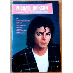 Michael Jackson Greatest Hits - Easy ABC Music For Electronic Keyboards