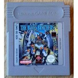 GameBoy: The Blues Brothers (Titus)