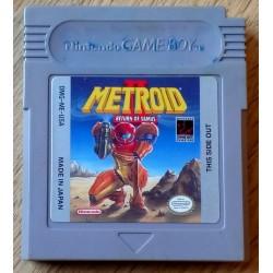 GameBoy: Metroid II - Return of Samus (Nintendo)