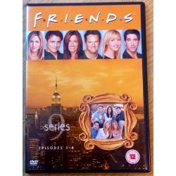 Friends: Series 9 - Episodes 1-8 (DVD)