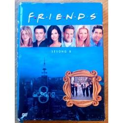 Friends: Sesong 8 (DVD)
