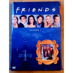 Friends: Sesong 1 (DVD)