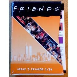 Friends: Sesong 3 (DVD)