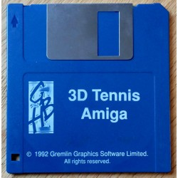3D Tennis Amiga (Gremlin)