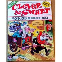 Clever & Smart: Nr. 18 - Prøvekjører med dødsforakt