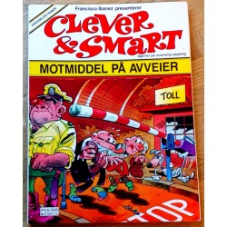 Clever & Smart: Nr. 15 - Motmiddel på avveier