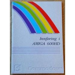 Innføring i Amiga 600HD