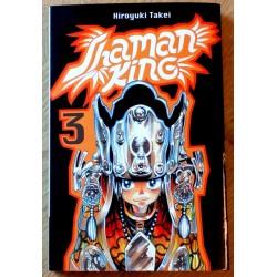Shaman King: Nr. 3 - Øglemannen