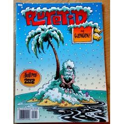 Rutetid og gjengen!: Julen 2012 - Julealbum