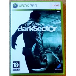Xbox 360: Dark Sector (D3Publisher)