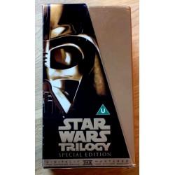 Star Wars Trilogy Special Edition - Flott samleboks (VHS)