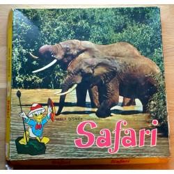 Walt Disney - Donald Duck - Safari brettspill