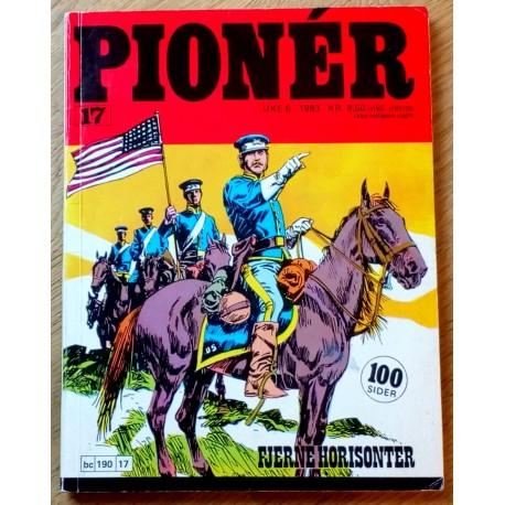 Pioner: 1983 - Nr. 17 - Fjerne horisonter