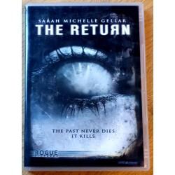 The Return - The Past Never Dies, It Kills (DVD)
