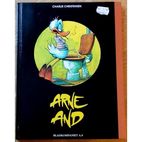 Arne And I (tegneseriebok)