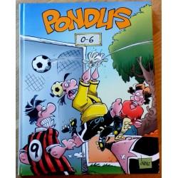 Pondus: 0-6 (1. opplag) (tegneseriebok)