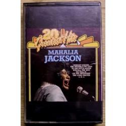 Mahalia Jackson: 20 Greatest Hits