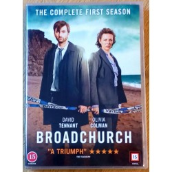 Broadchurch: Sesong 1 (DVD)