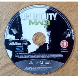 Playstation 3: Call of Duty - Modern Warfare 3 (Activision)