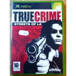Xbox: True Crime - Streets of LA (Activision)