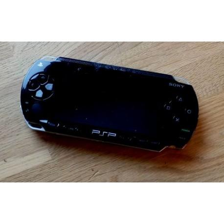 Sony PSP: Komplett konsoll med spill