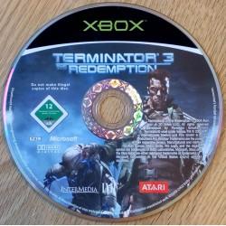 Xbox: Terminator III - The Redemption (Atari)