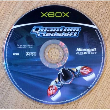 Xbox: Quantum Redshift (Microsoft Game Studios)