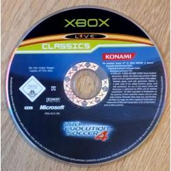 Xbox: Pro Evolution Soccer 4 (Konami)