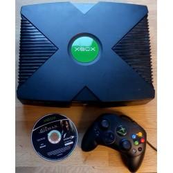 Xbox: Komplett konsoll med Hitman