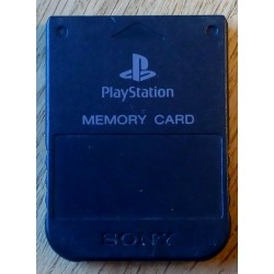 Sony Playstation 1 Memory Card