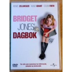Bridget Jones dagbok (DVD)