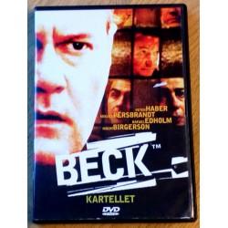 Beck: Nr. 11 - Kartellet (DVD)