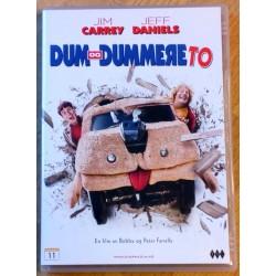 Dum og dummere to (DVD)