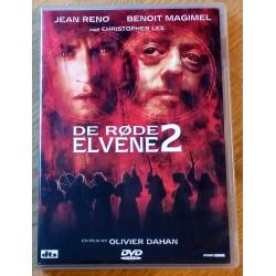 De røde elvene 2 (DVD)