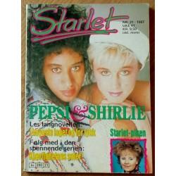 Starlet: 1987 - Nr. 21 - Pepsi & Shirlie
