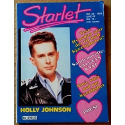 Starlet: 1989 - Nr. 22 - Holly Johnson