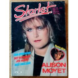 Starlet: 1987 - Nr. 16 - Alison Moyet
