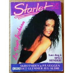 Starlet: 1989 - Nr. 5 - La Toya Jackson