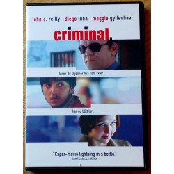 Criminal (DVD)