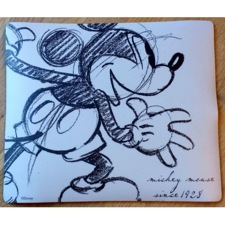 Disney Mickey Mouse since 1928 musematte