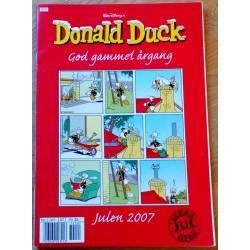 Donald Duck: God gammel årgang: Julen 2007